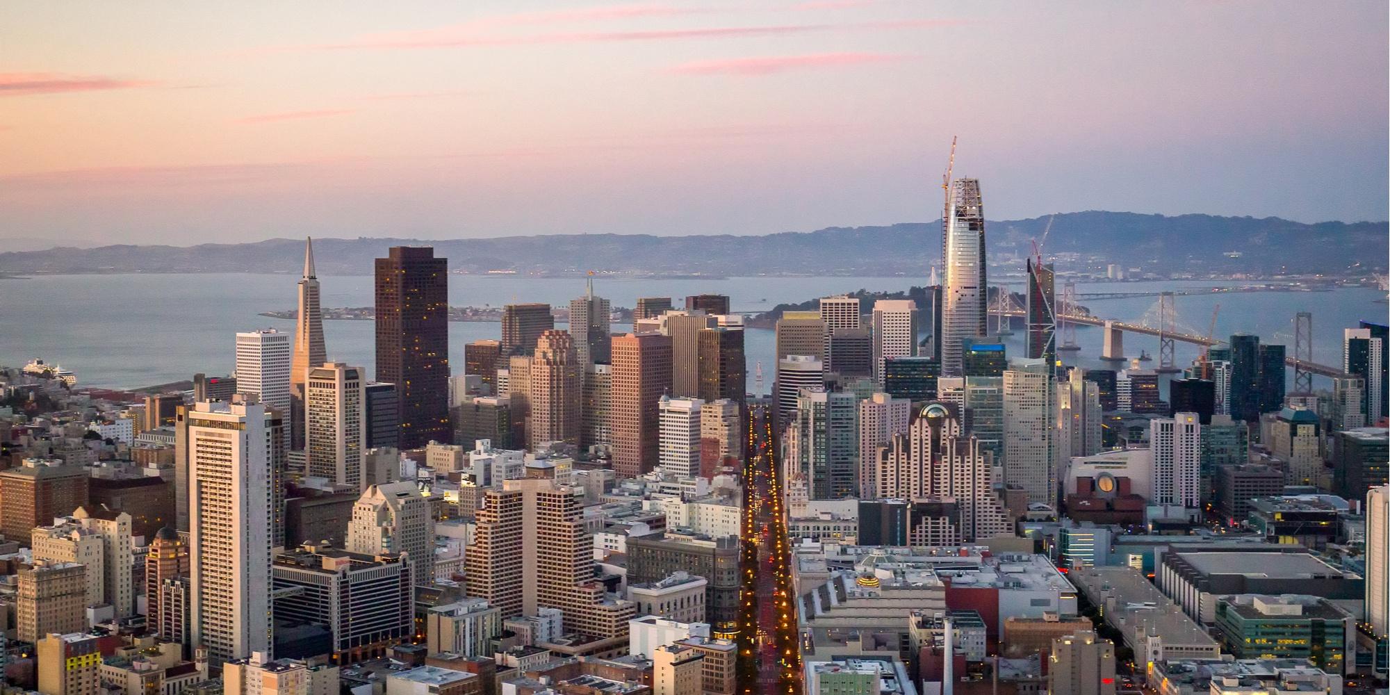 high population density infrastructure