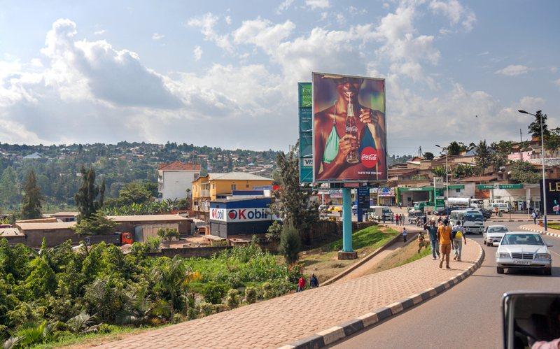 Streets in Rwanda are devoid of plastic debris